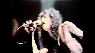 Aerosmith - Back In The Saddle (Houston 1977)
