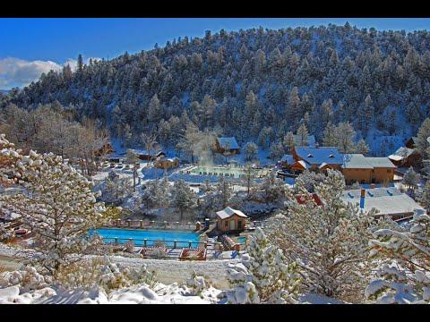 Colorado Winter Vacations at Mt. Princeton Hot Springs Resort Producer Cristian Bohuslavschi
