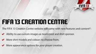 FIFA Creation Centre Tutorial #2 HOW TO CREATE A TEAM & DOWNLOAD on FIFA 13 PS3 Xbox PC