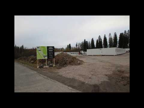 Building a module hostel