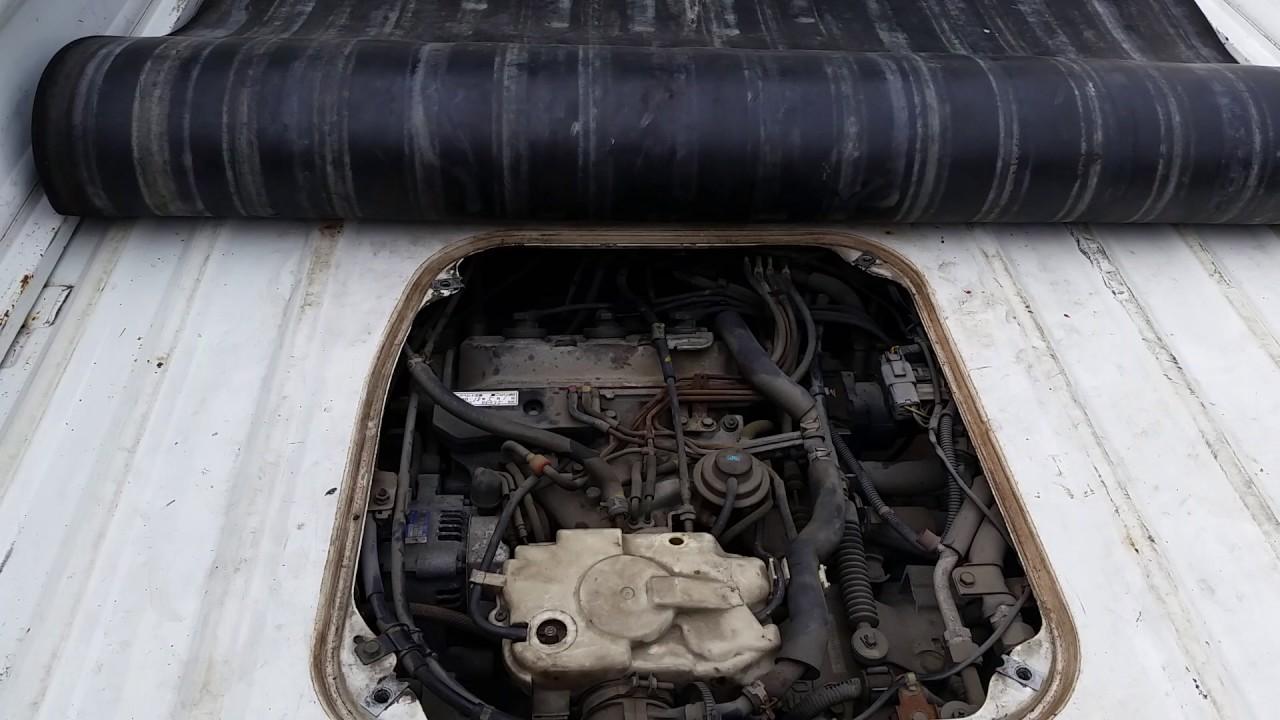 Honda Of Houston >> Honda Acty spark plug change - YouTube