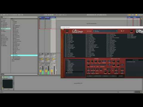 Techno / Deep / Progressive House | Ableton Live Performance