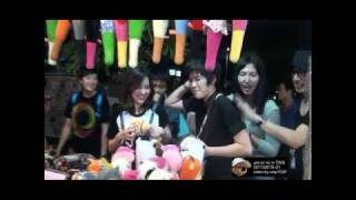 [yes or no in Taiwan]20110819士林夜市Aom欺負Tina