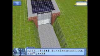 Tutorial: How To Build An Underground Garage In The Sims 3