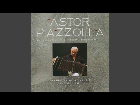 Tres tangos for bandoneon and orchestra: Moderato mistico mp3