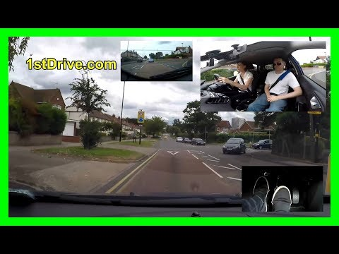 Awareness and planning - Lucy's driving lessons episode 20