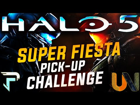 Halo 5 - The Pick-Up Challenge! (feat. Proximitty)