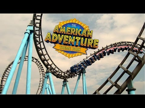 The History Of The American Adventure Theme Park - Documentary