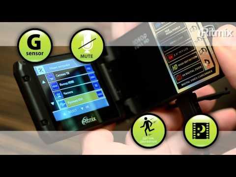 Лаборатория Ritmix_ Выпуск 51: Новинка: видеорегистраторы Ritmix AVR - AVR 640 и AVR 815