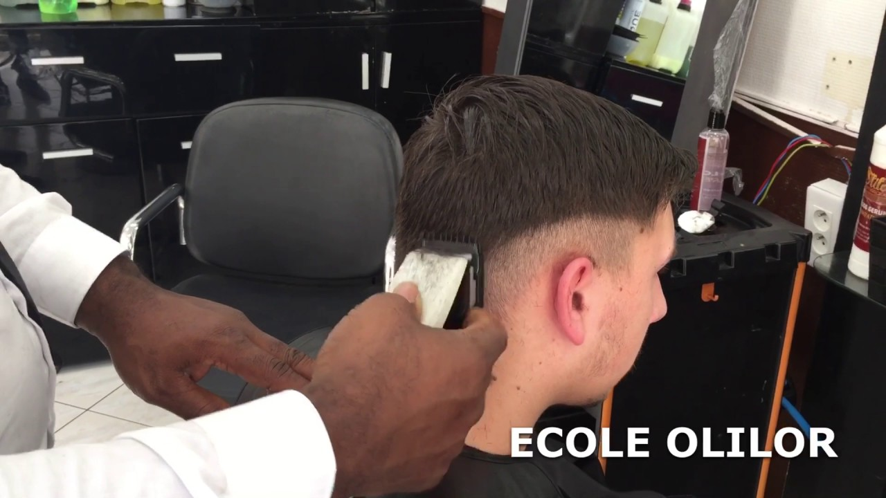 Formation coupe pour homme