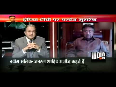 Musharraf's version of Kargil war