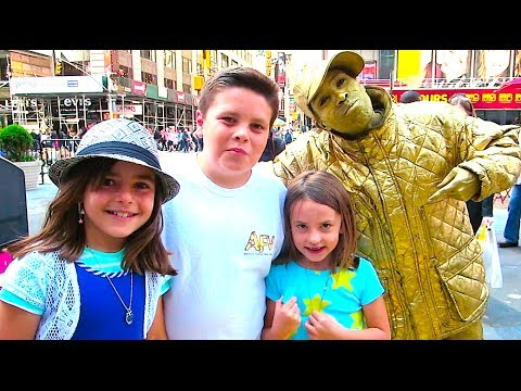 SHAYTARDS IN NEW YORK CITY!