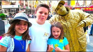 SHAYTARDS IN NEW YORK CITY!