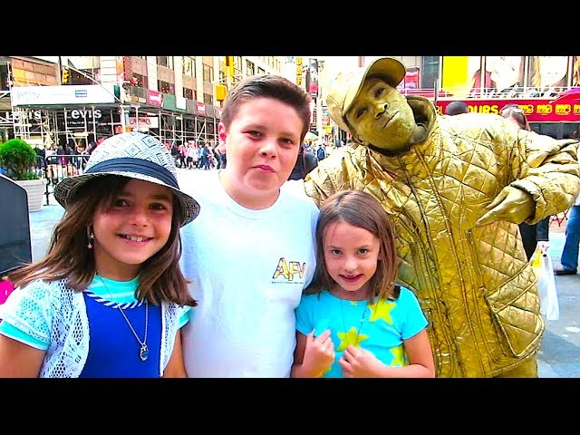 SHAYTARDS IN NEW YORK CITY! #1
