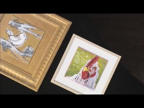 The Ten Collective Art Exhibit