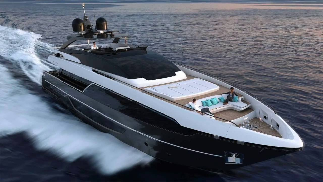 How Much To Fuel 149m Topaz Porsche Vs Boat Latest Riva 100 Much More