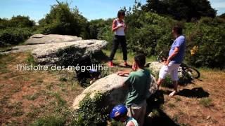 Bretagne Morbihan (56) - Presqu'île de Rhuys: Arzon - St Gildas - Sarzeau - Tour du parc - St Armel