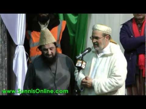 Dr. Syed Muhammad Ali al-Ghumari (MOROCCO) at EUROPE'S LARGEST Milaad Mawlid-un-Nabi (ﷺ)