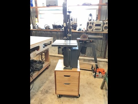 Harbor Freight Bandsaw Mods 1
