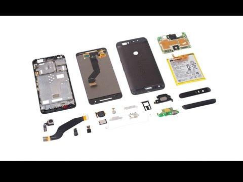 Nexus 6P Teardown /Disassembly Repair