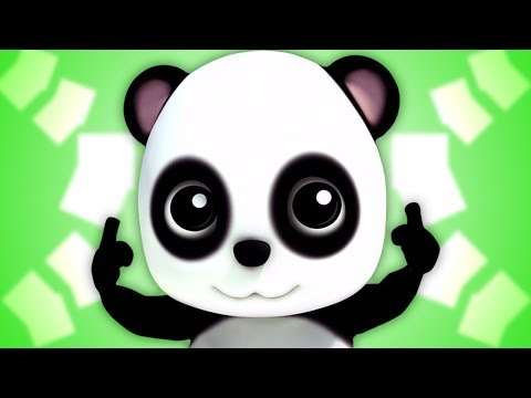 Kepala Pundak Lutut Kaki | Head Shoulders Knees And Toes | Baby Bao Panda Indonesia | Lagu Anak Lucu