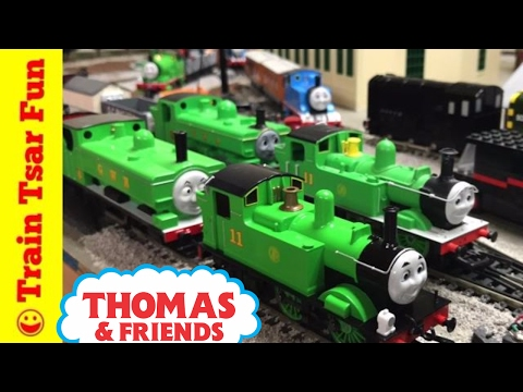 Oliver and Duck Great Western Railway Locomotives  Bachmann Hornby Trains