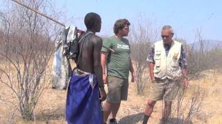 On the roads of southern Angola, part 1