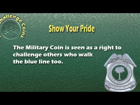 Military Challenge Coins; Symbol of Pride - 1 (800) 224-0599