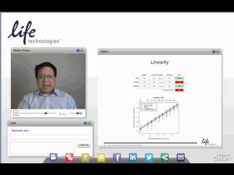 Jerry Boonyaratanakornkit - EZQC™ Online: A Web-Based Tool for Quality Control Management Webinar