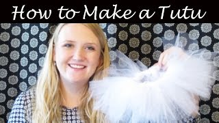 How to Easily Make a Baby Tutu