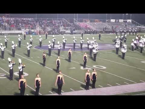 Denham Springs High School Band October 12, 2018
