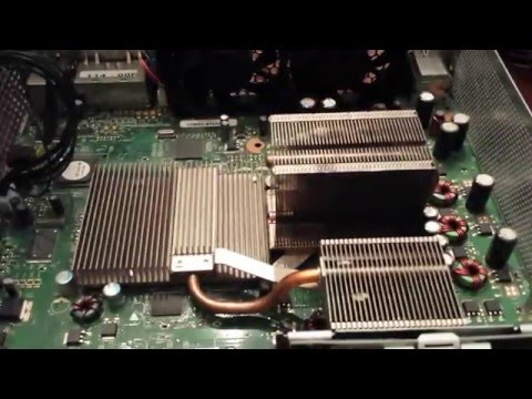 How to Clean & Fix Xbox 360 Two (2) Red Light Error Overheating