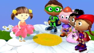 Super WHY! Full Episodes The Tiny Girl S01 HD Videos For Kids