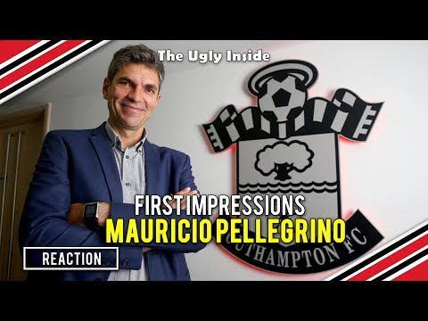 REACTION: First impressions, Mauricio Pellegrino's first Saints interview | The Ugly Inside