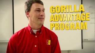 Pitt State's BIG Gorilla Advantage TV Commerical