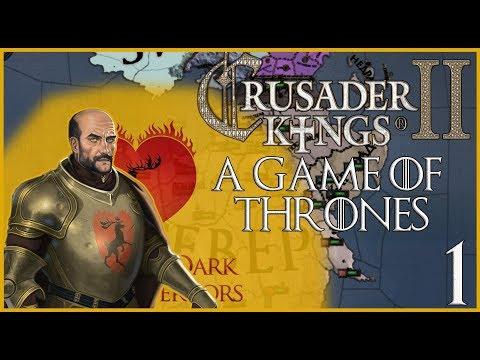 Crusader Kings 2 Game of Thrones Станнис Баратеон #1. Война за Север |