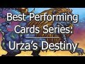 Urza's Destiny - Best Performing Cards Series - Magic: the Gathering