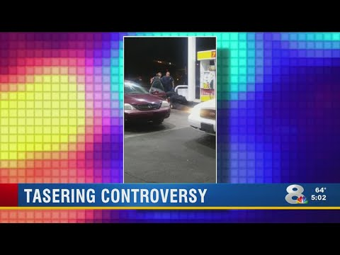 NAACP investigating St. Pete police video of burglary suspect being shocked with Taser