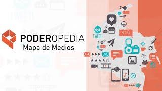 Mapa de Medios (PODEROPEDIA) - Base de datos de medios de comunicación y sus propietarios.