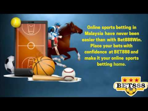Sports Betting In Malaysia With Bet888win