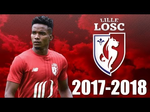 Thiago Mendes (LOSC) ● Best Skills & Goals HD | Lille ● Ligue 1 / 2017-2018