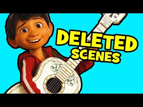 Pixar&39;s Coco DELETED SCENES & The Movie You Never Saw
