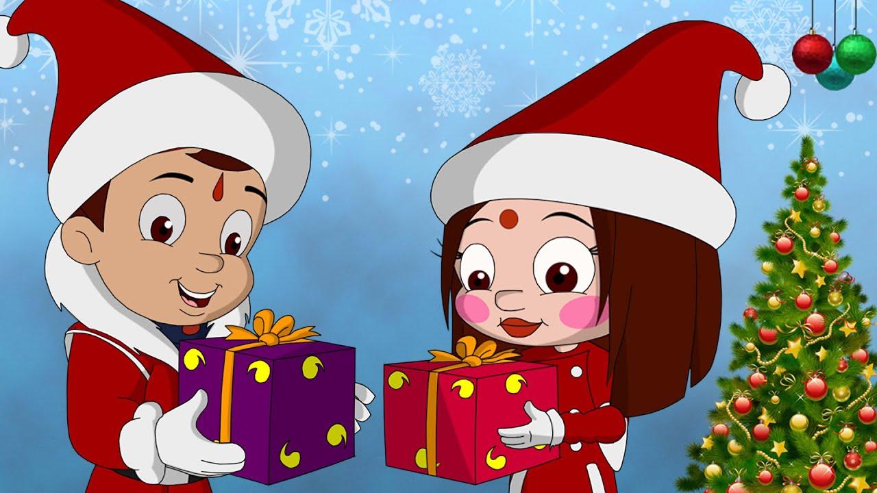 Download Chhota Bheem and Santa🎅 - Christmas in Dholakpur🎄