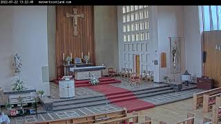 Preview of stream Parish Church of Christ the King Live Stream
