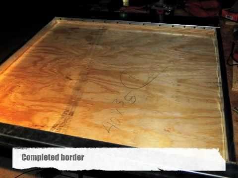 DDR Pad Build (start to finish)