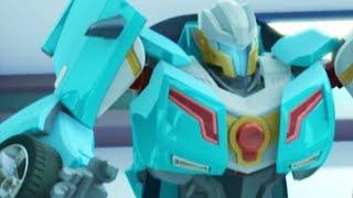 TOBOT English | 201 Fast Lane Fake-Out | Season 2 Full Episode | Kids Cartoon | Videos for Kids