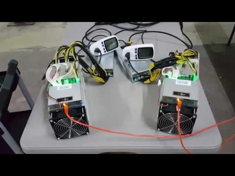 AntMiner T9 Vs. S9 Power And Temperature Comparison