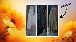Tips Cara Jahit Jilbab Sendiri di Rumah dengan Cepat dan Mudah