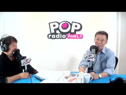 2018 12 04《POP搶先爆》黃光芹  專訪 前民進黨大老 沈富雄