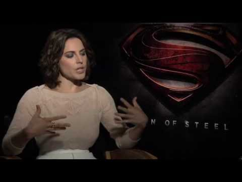 """Antje Traue Talks About """"Man of Steel"""" and Her Fierce Faora-UI"""